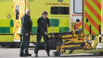 Ponad 4000 zgonów z powodu koronawirusa w W. Brytanii