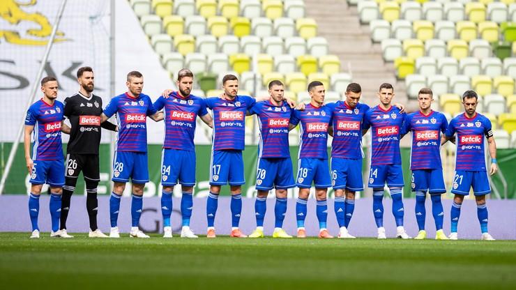 PKO Ekstraklasa: Alberto Toril napastnikiem Piasta Gliwice