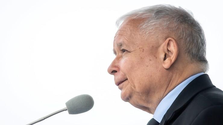"""Kaczyński: mój brat był człowiekiem """"Solidarności"""" w podwójnym tego słowa znaczeniu"""