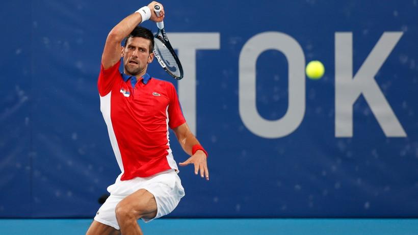 Tokio 2020: Novak Djoković przegrał w półfinale!