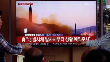 Południowokoreańskie wojsko: Korea Płn. znów wystrzeliła pociski. Drugi raz w ciągu tygodnia