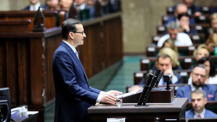 Premier chce zmian w konstytucji. Chodzi o oszczędności Polaków
