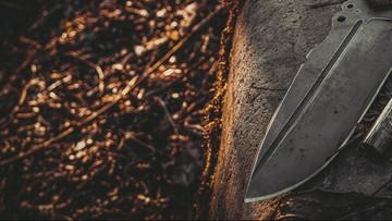 Napad na starsze małżeństwo w lesie. Kobietę ranili nożem, mężczyźnie odebrali broń