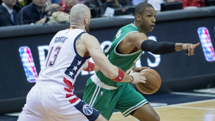 NBA: 13 punktów Gortata, Wizards pokonali Celtics