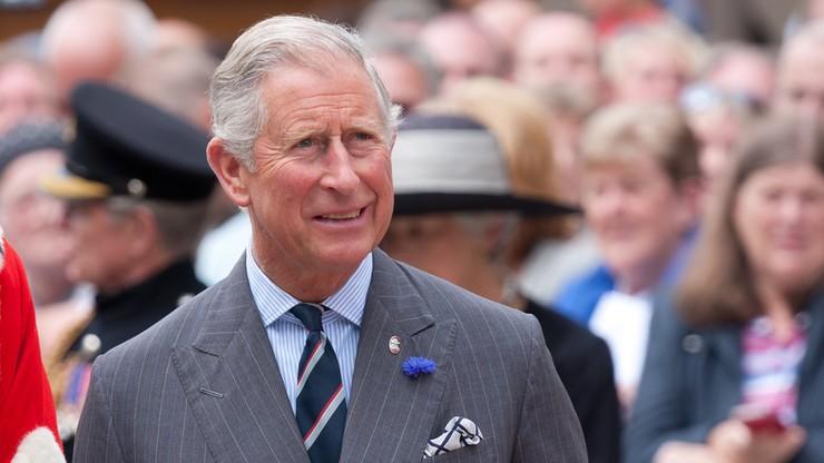 Książę Karol: zmiany klimatu podstawową przyczyną wojny w Syrii