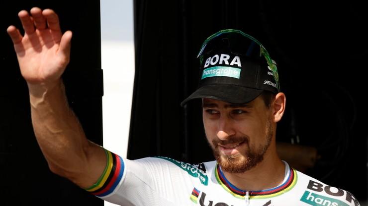 Tour de France: Sagan wygrał piąty etap, Majka awansował w klasyfikacji generalnej
