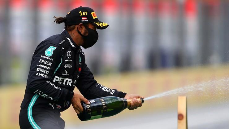 Formuła 1: 85. zwycięstwo Hamiltona w Grand Prix