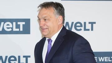 Orban dopuszcza udział Węgier w nowym systemie rozdziału uchodźców
