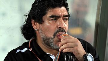 Maradona chce poprowadzić reprezentację Argentyny... za darmo
