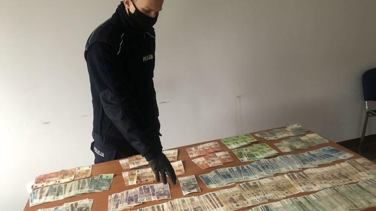 Lubuscy policjanci zatrzymali pięciu handlarzy narkotyków