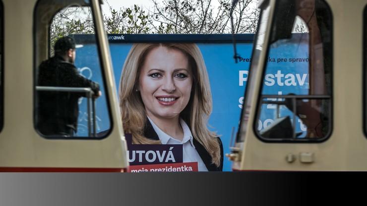 Druga tura wyborów prezydenckich na Słowacji. Faworytką 45-letnia prawniczka