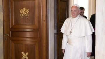 Papież zaapelował do wiernych, by zatrzymali się na chwilę przed świętami