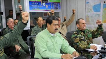 Na granicy Wenezueli z Brazylią doszło do starć, są zabici i ranni
