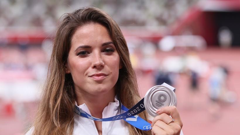Tokio 2020: Andrejczyk odebrała srebrny medal olimpijski