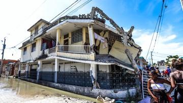 Ponad tysiąc ofiar śmiertelnych trzęsienia ziemi na Haiti