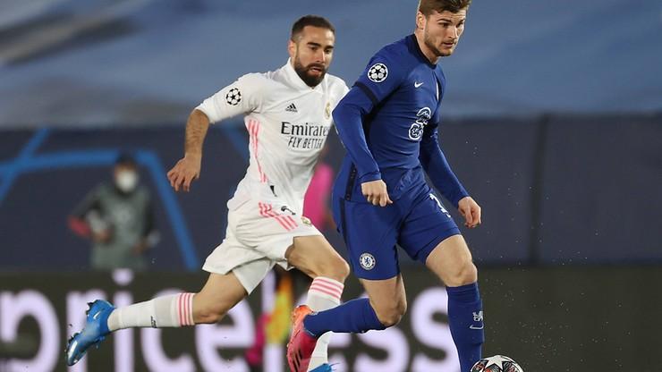 Liga Mistrzów. Czego zabrakło Chelsea, by pokonać Real?
