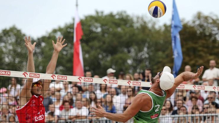 World Tour w Itapemie: Obie polskie pary w 1/8 finału