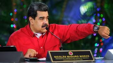 Wenezuela odda hołd Diego Maradonie