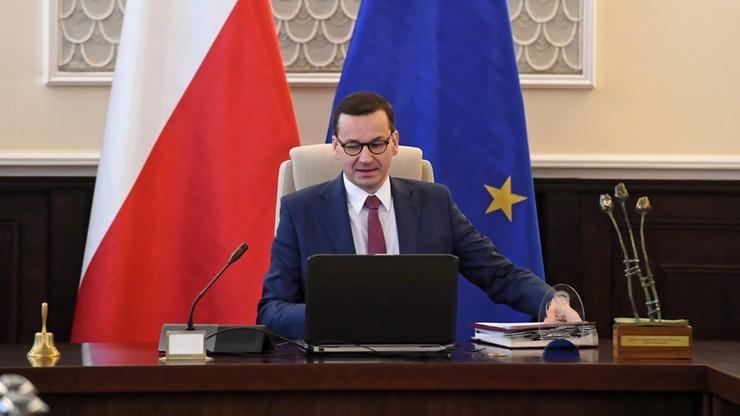 Morawiecki: chcemy przekazać Polakom aktywa zarządzane przez OFE