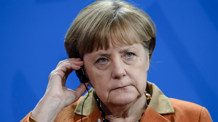 Nagroda Specjalna BCC dla kanclerz Niemiec Angeli Merkel