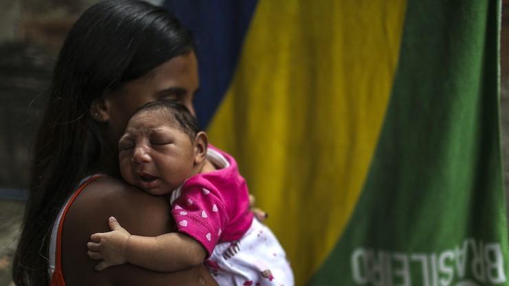 Wirus Zika wywołuje mikrocefalię u niemowląt