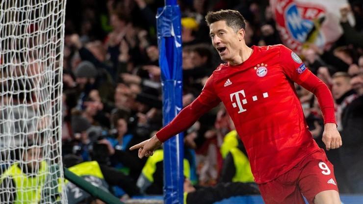 Legenda Bundesligi: Lewandowski ma obsesję na punkcie goli