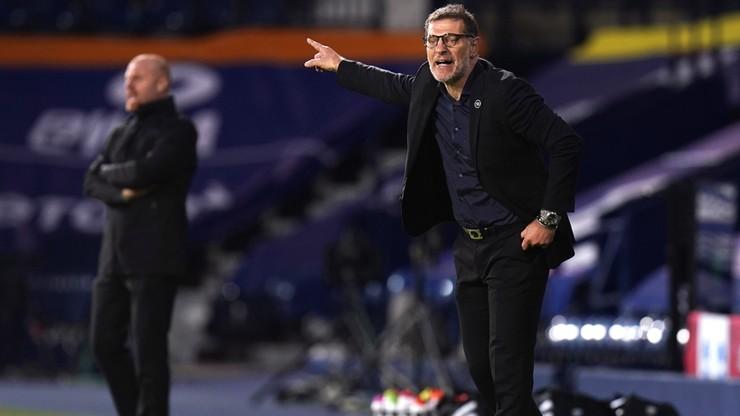 Premier League: Kamil Grosicki będzie miał nowego trenera. Slaven Bilic zwolniony