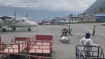 Polacy uwięzieni w Nepalu. Pilnują ich żołnierze