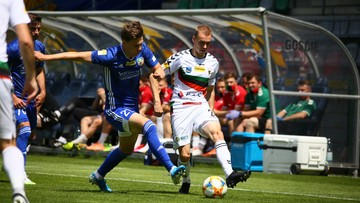 Fortuna 1 Liga: Cztery bramki w Legnicy. Skuteczni rezerwowi