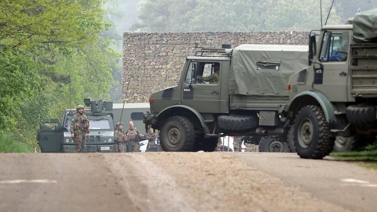Kilkuset policjantów i żołnierzy poszukuje uzbrojonego komandosa Coningsa