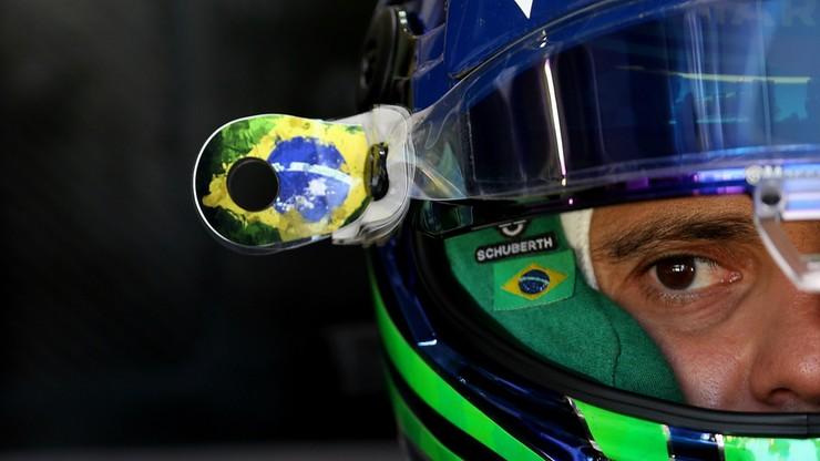 """Felipe Massa martwi się o następców w F1. """"Brazylia zawsze tam była"""""""