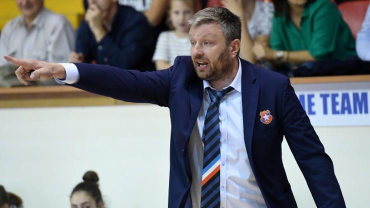 Trener Wisły CanPack Kraków: Naszym celem jest awans