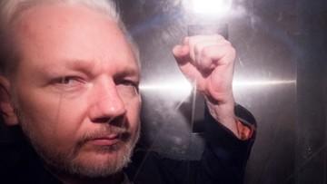 Nowe zarzuty dla twórcy WikiLeaks. Julian Assange oskarżony o szpiegostwo na niekorzyść USA