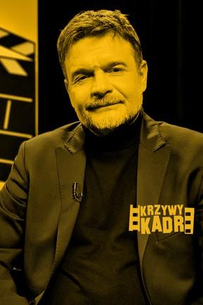 """2021-01-22 """"Krzywy kadr"""": Igor Brejdygant o serialu """"Rysa"""""""