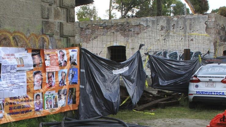 Meksyk: odkryto masowy grób, a w nim co najmniej 60 ciał