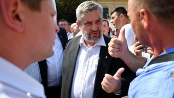 Ardanowski: rząd proponuje konkretne działania, które mają poprawić sytuację w rolnictwie