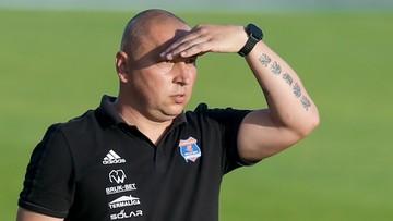 Fortuna 1 Liga: Sandecja Nowy Sącz - Bruk-Bet Termalica. Relacja i wynik na żywo