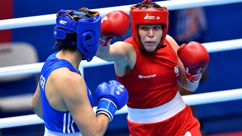 Tokio 2020: Elżbieta Wójcik odpadła w 1/8 finału turnieju bokserskiego