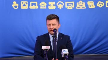 """""""Hipokryzja, tani polityczny teatr"""". Dworczyk odpowiedział liderowi PO"""