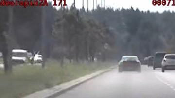 """Porsche w mieście 154 km/h. """"Nieprędko odzyska prawo jazdy"""""""