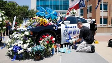 Zdalnie sterowana bomba latająca pomogła policji w Dallas