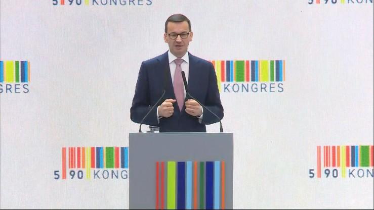 Premier: walka o nasze interesy m.in. w Brukseli zdecyduje o jakości wzrostu gospodarczego Polski
