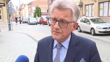 Piotrowicz: marszałek Kuchciński, na tle innych, wykazywał daleką powściągliwość