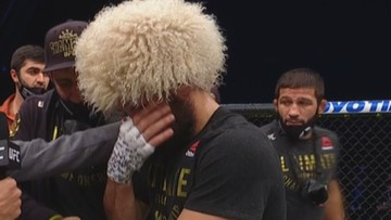 Nurmagomedov zakończył karierę. Pożegnały go największe gwiazdy MMA