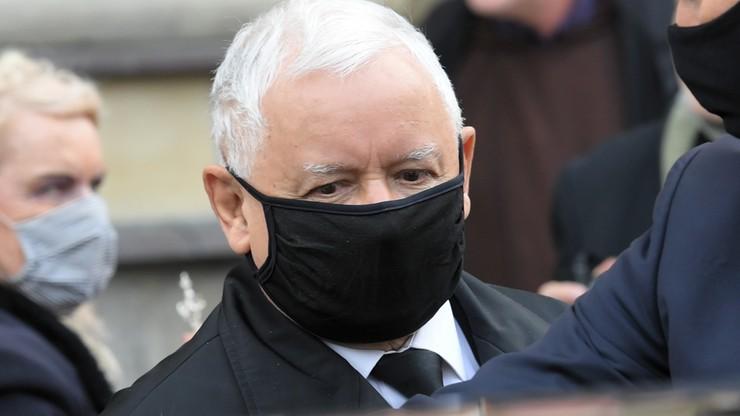 Kaczyński pytany o koalicję z PSL: rozmawialiśmy z Kosiniakiem-Kamyszem