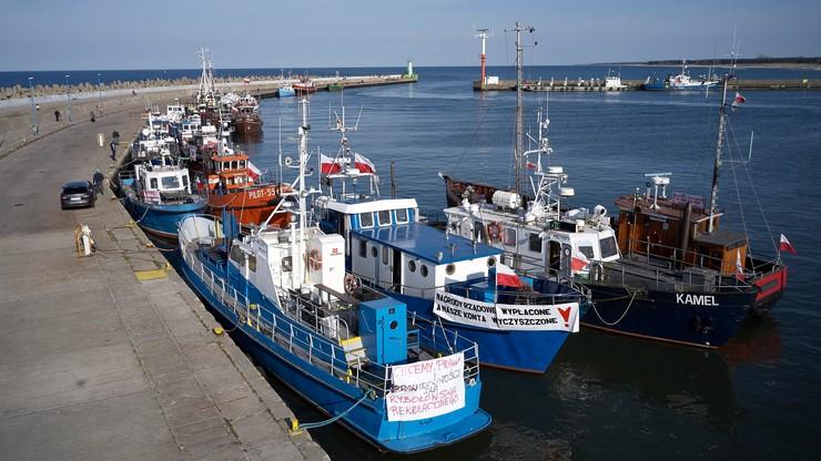 Protest rybaków. Czy zablokują dostęp do portów?