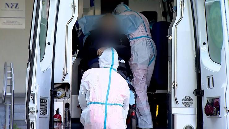 Nowe przypadki koronawirusa. Nie  żyją 32 kolejne osoby