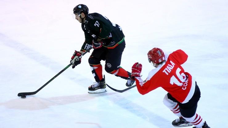 PHL: GKS Tychy chce powtórki meczu z Cracovią