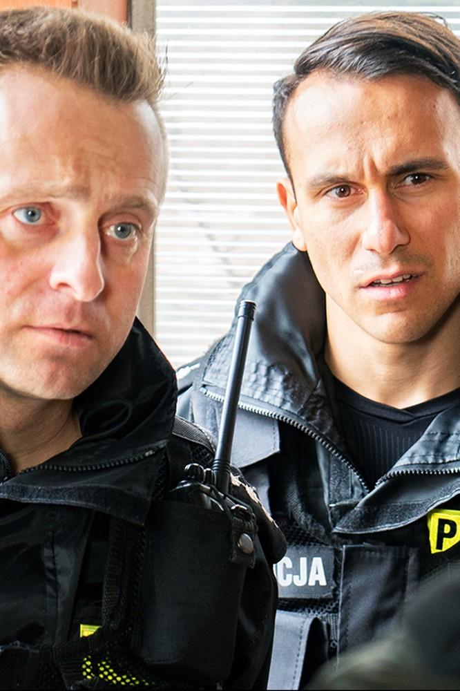 """""""Policjantki i Policjanci"""" - odcinek 782: Mroczny cień przeszłości"""