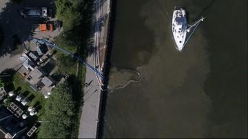 Zakaz wstępu do gdańskich kąpielisk. Po awarii kanalizacji